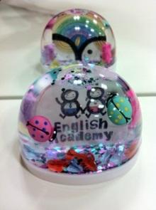 $王寺の英語教室 HAYA English Academy (ハヤ イングリッシュ アカデミー)のブログ-haya snow dome