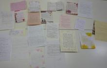 $奈良の英会話スクールでレッスンや子供の英語教室なら HAYA English Academy (ハヤ イングリッシュ アカデミー)のブログ-letters