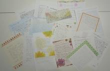 $奈良の英会話スクールでレッスンや子供の英語教室なら HAYA English Academy (ハヤ イングリッシュ アカデミー)のブログ-thank you letter KIUA