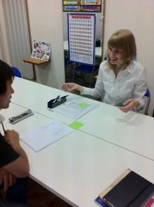 $奈良の英会話スクールでレッスンや子供の英語教室なら HAYA English Academy (ハヤ イングリッシュ アカデミー)のブログ-社会人プライベートレッスン with マリア