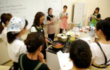$奈良の英会話スクールでレッスンや子供の英語教室なら HAYA English Academy (ハヤ イングリッシュ アカデミー)のブログ-英語のレシピ片手にみんな真剣です♪