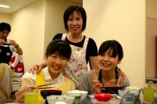 $奈良の英会話スクールでレッスンや子供の英語教室なら HAYA English Academy (ハヤ イングリッシュ アカデミー)のブログ-できた!さて、料理のお味は?