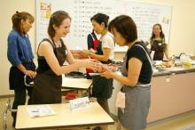 $奈良の英会話スクールでレッスンや子供の英語教室なら HAYA English Academy (ハヤ イングリッシュ アカデミー)のブログ-材料の買い足しにローレンのお店へ