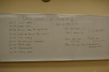 $奈良の英会話スクールでレッスンや子供の英語教室なら HAYA English Academy (ハヤ イングリッシュ アカデミー)のブログ-Lesson Time table!