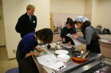$奈良の英会話スクールでレッスンや子供の英語教室なら HAYA English Academy (ハヤ イングリッシュ アカデミー)のブログ-みんなも真剣!