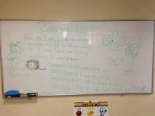 $奈良の英会話スクールでレッスンや子供の英語教室なら HAYA English Academy (ハヤ イングリッシュ アカデミー)のブログ-Clark画伯の作品です。