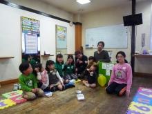 $奈良の英会話スクールでレッスンや子供の英語教室なら HAYA English Academy (ハヤ イングリッシュ アカデミー)のブログ-1秒後