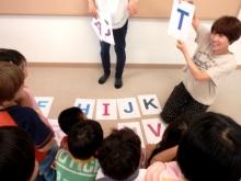 $王寺・柏原の英会話教室 レッスン 子供の英語教室なら HAYA English Academy (ハヤ イングリッシュ アカデミー)のブログ-アルファベット!