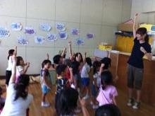 $王寺・柏原の英会話教室 レッスン 子供の英語教室なら HAYA English Academy (ハヤ イングリッシュ アカデミー)のブログ-3才保育所5