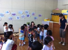 $王寺・柏原の英会話教室 レッスン 子供の英語教室なら HAYA English Academy (ハヤ イングリッシュ アカデミー)のブログ-3才保育所6