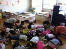 王寺・柏原の英会話教室 レッスン 子供の英語教室なら HAYA English Academy (ハヤ イングリッシュ アカデミー)のブログ-4才 sleep!もっとsleep!
