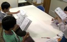 $王寺・柏原の英会話教室 レッスン 子供の英語教室なら HAYA English Academy (ハヤ イングリッシュ アカデミー)のブログ-見てください、この真剣さ