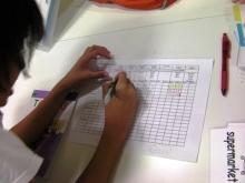 $王寺・柏原の英会話教室 レッスン 子供の英語教室なら HAYA English Academy (ハヤ イングリッシュ アカデミー)のブログ-やったぁ、最高記録更新!