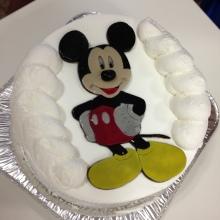 今回は、ミッキーマウス