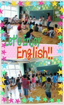 小学校で楽しく英語を教えてま~す。